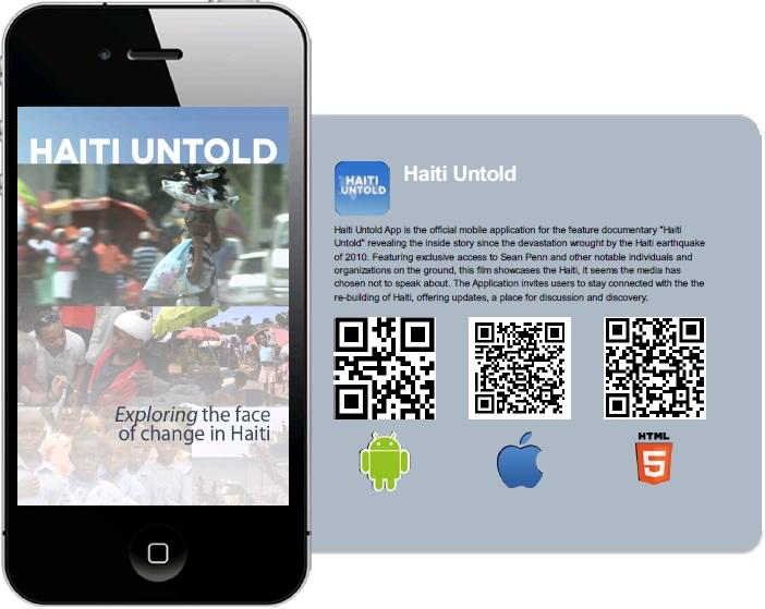 Haiti Untold App