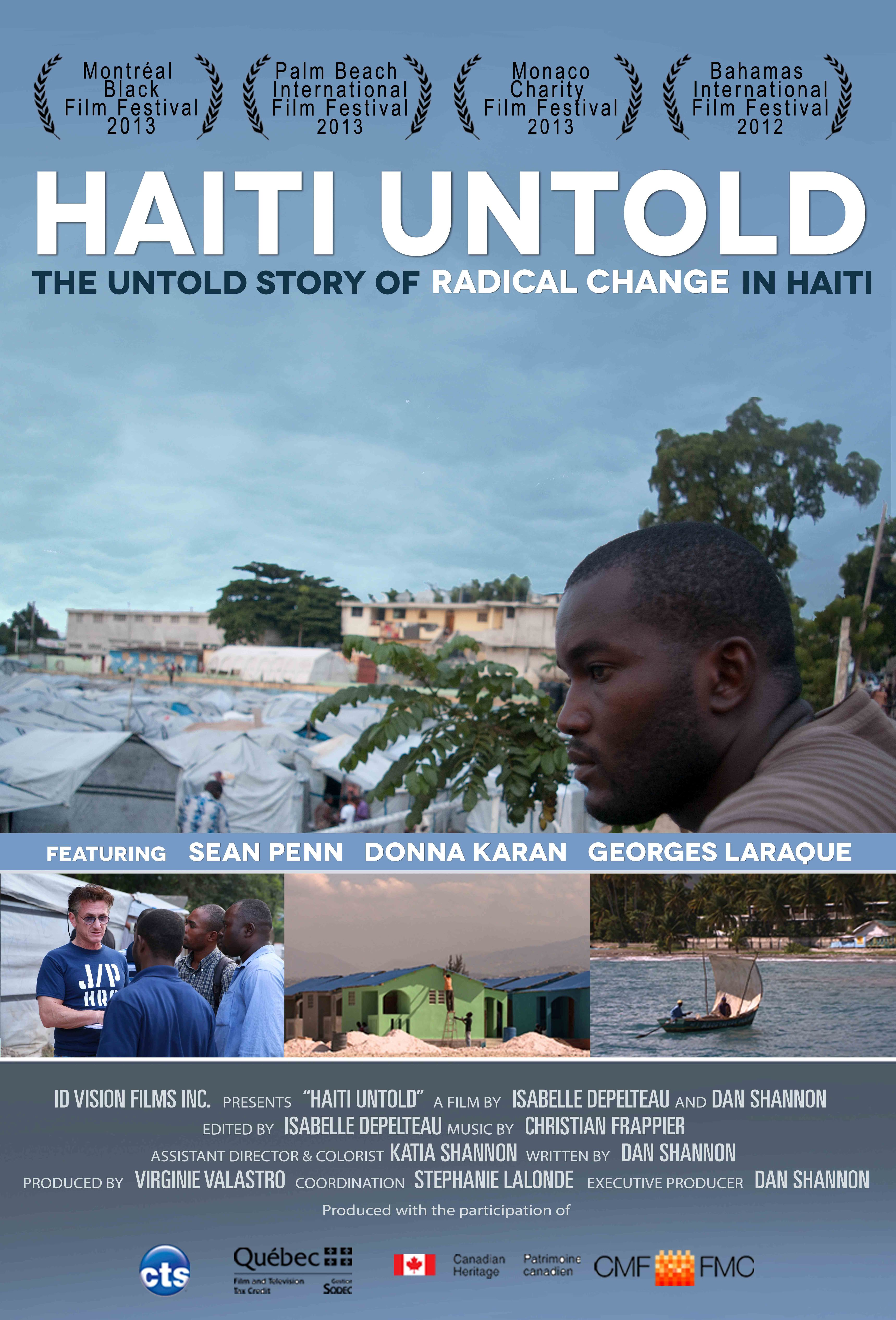 Haiti Untold documentary